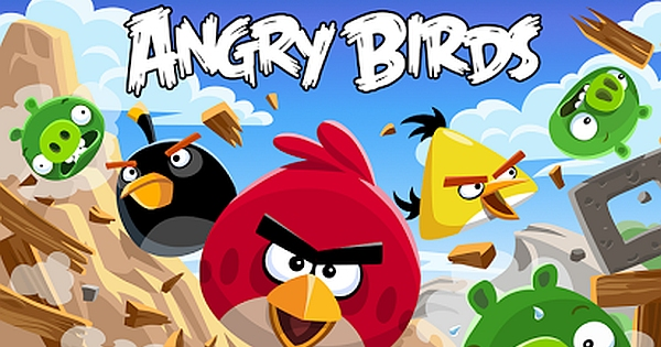 Download Angry Birds for Blackberry