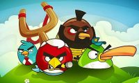 Angry Birds has turned into a worldwide Gaming Super Hit